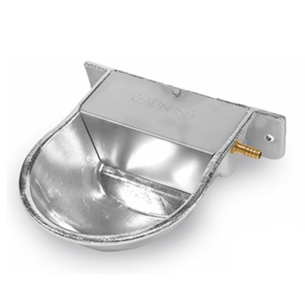 Bebedero aluminio con tornillos