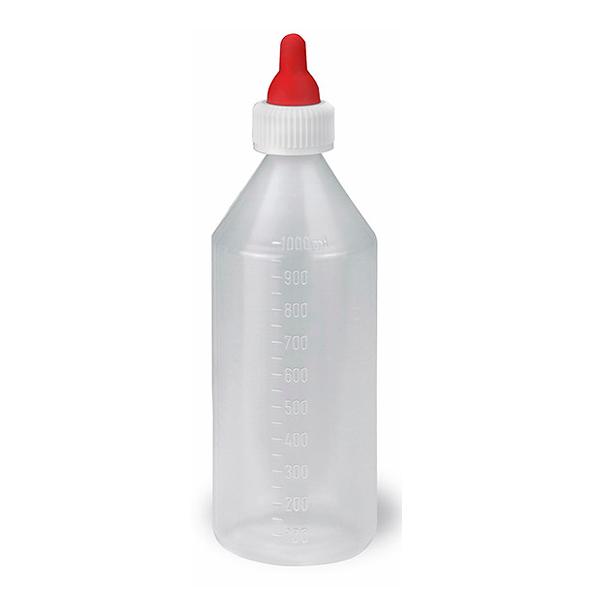 Biberón de lactancia para corderos 1 l