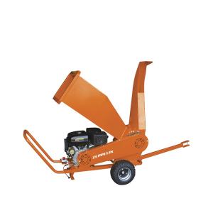 Biotrituradora a motor 15HP