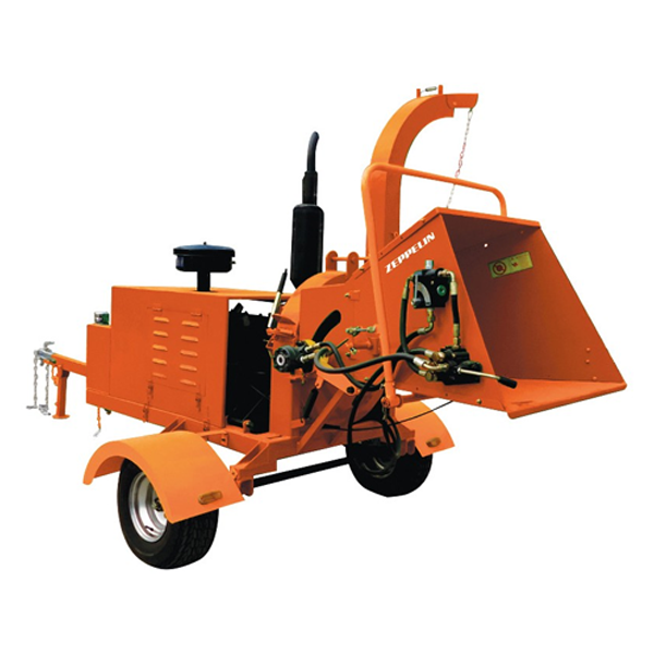 Biotrituradora motor diesel 40HP