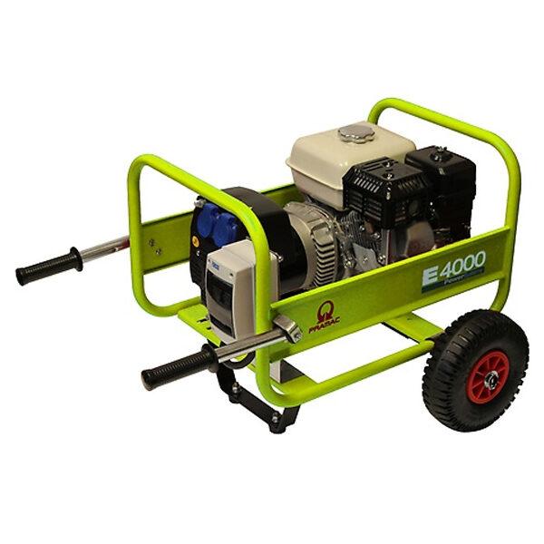 Generador eléctrico monofásico Pramac E4000 RENTAL