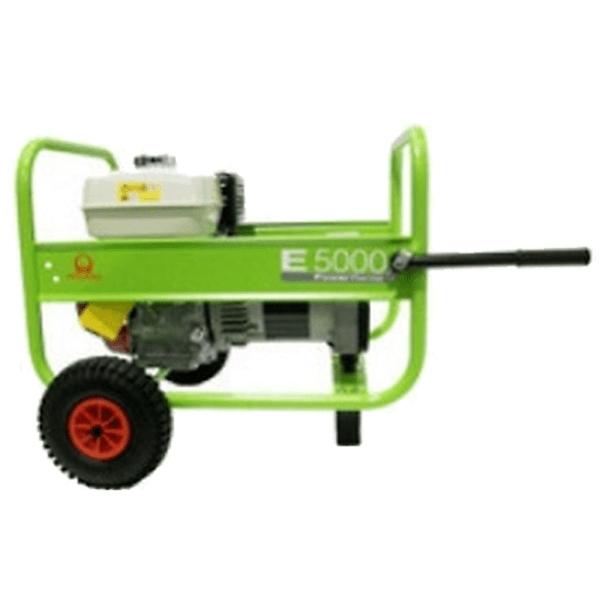 Generador eléctrico monofásico Pramac E5000 RENTAL