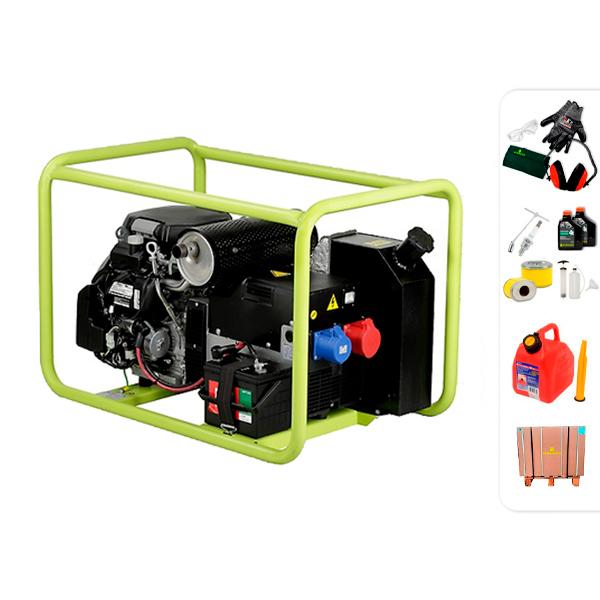 PRAMAC MES15000 three-phase electric generator