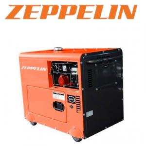Generadores eléctricos Zeppelin