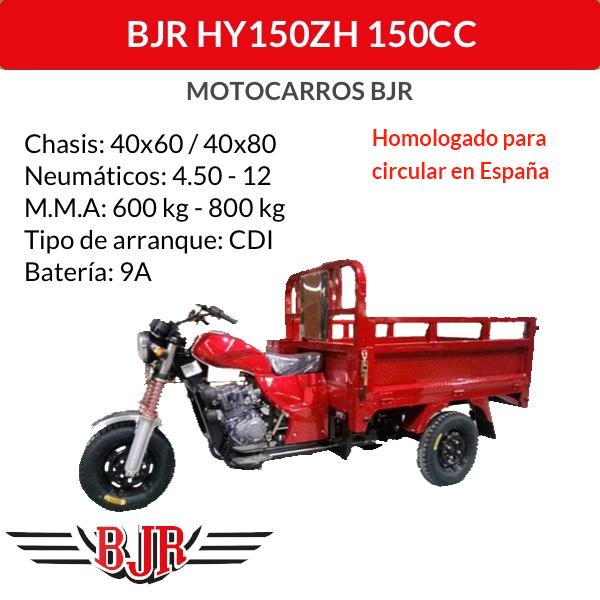 bjr hy150zh 150cc