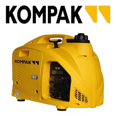 Generadores eléctricos Inverter Kompak