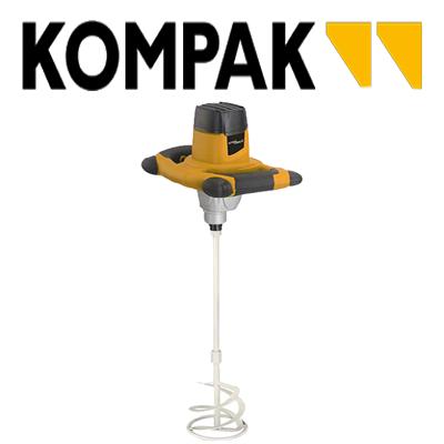 Mezcladores de cemento Kompak