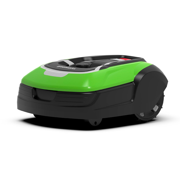 Robot cortacésped Greenworks OPTIMOW GRL110