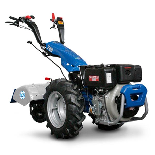 Motocultor BCS 740 Diesel Powersafe YANMAR LN100 10hp