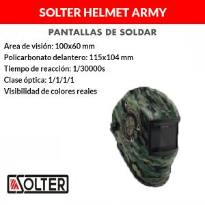solter helmet army