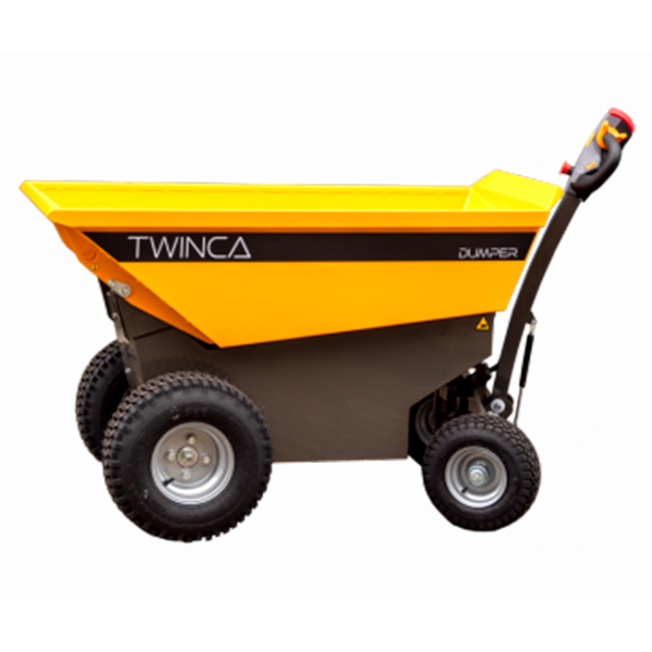 Dumper Twinca ES-800