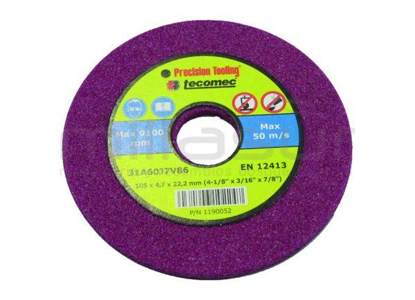 """Disco afiladora 1/4"""" - .325"""" (145x3,2x22,2)"""