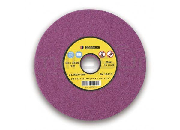 Disco afiladora desbastar (145x8x22,2)