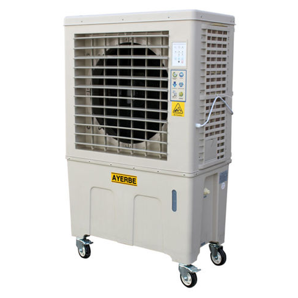 Ayerbe 6800 m3 / hour evaporative air cooler without installation