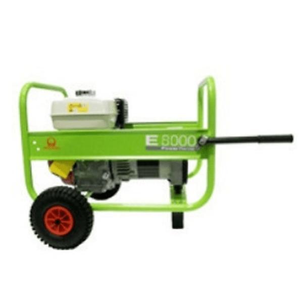 Generador eléctrico monofásico Pramac E8000 RENTAL