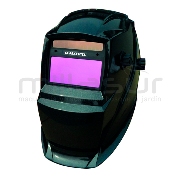 Máscara soldar automática