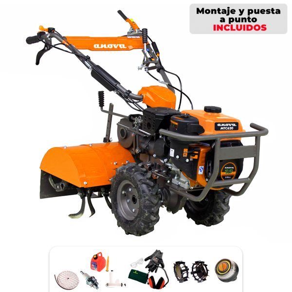 Anova MTC620 212 ccm Lauftraktor
