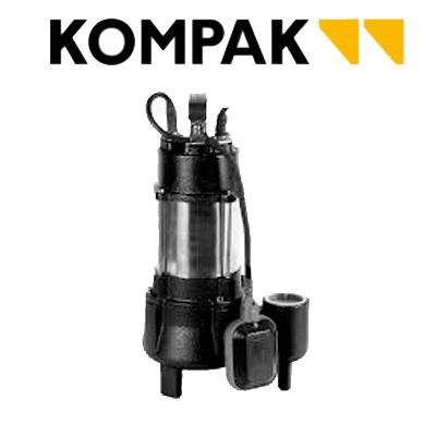 Kompak water pumps
