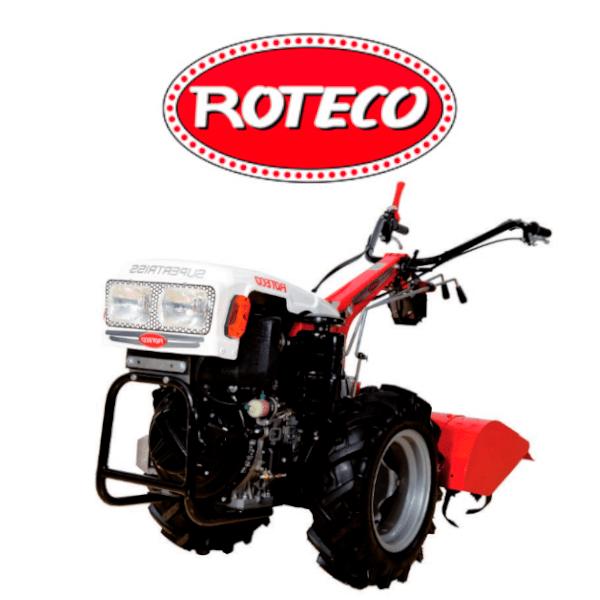 Motocultores Roteco