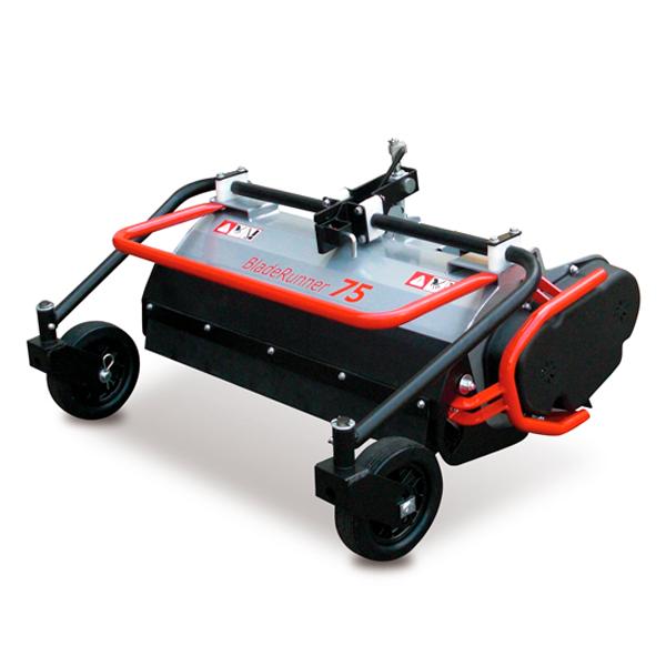 Motorsense Walk-behind - Bladerunner Shredder für handgeführte und handgeführte Mäher BCS