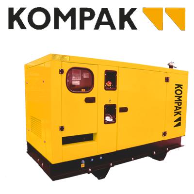 Grupos electrógenos Kompak