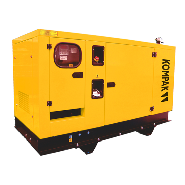 Kompak KPCTW-11 LI Soundproof Generator Set