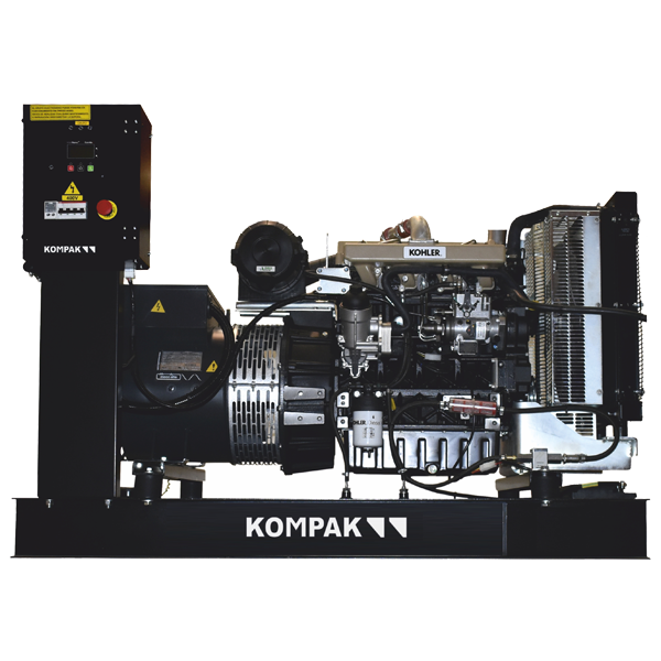 Kompak KPCTW-11 L Open Generator Set