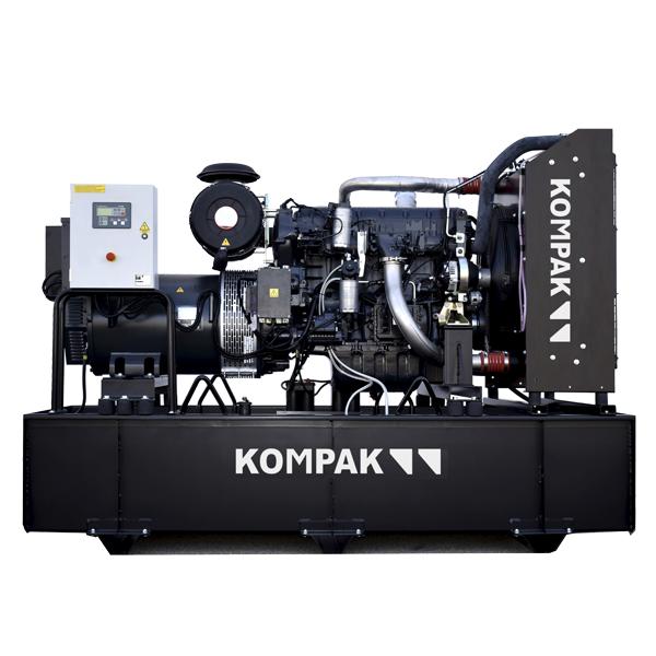 Kompak KPCTK-60 L Open Generator Set