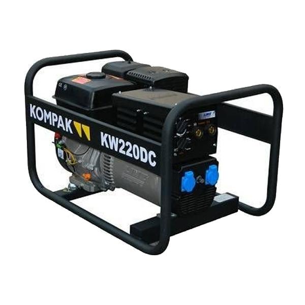 Motosoldadora Kompak KW220DC