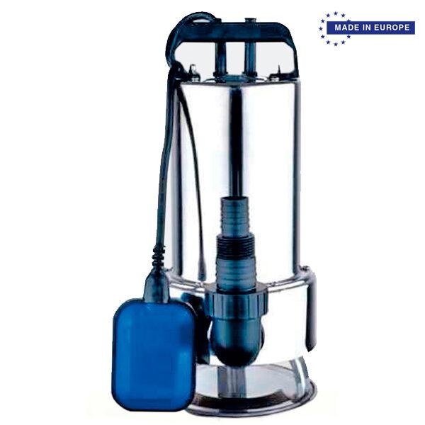 Wasserpumpe BJR SP 1100 INOX 1100W 250L / Min Max Hub 9.5M