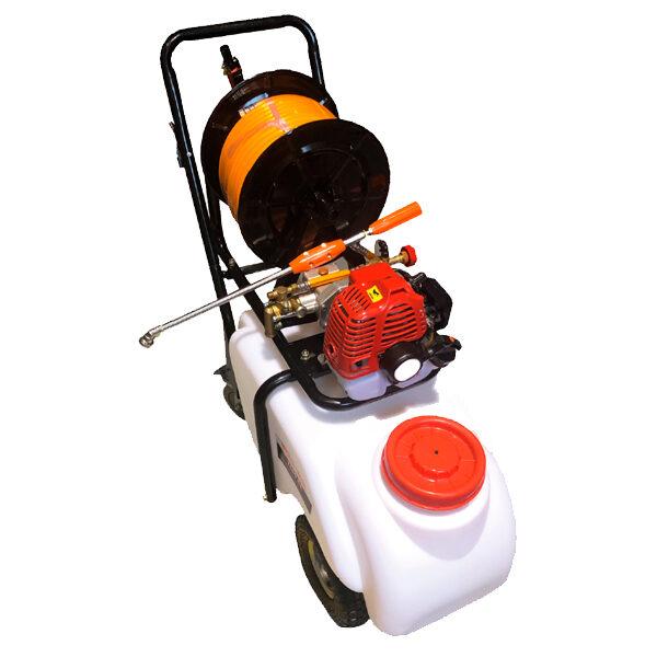 Carretilla sulfatadora 60 litros BJR SP60T 26 cc