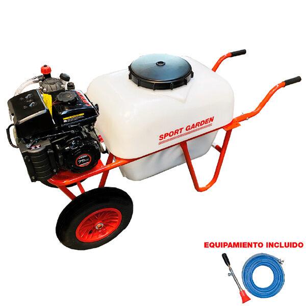 Carretilla sulfatadora Sport Garden SG CARRETILLA 2R 4T 2,5 HP