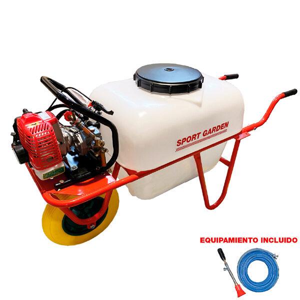 Carretilla sulfatadora Sport Garden SG CARRETILLA 2T 26 cc