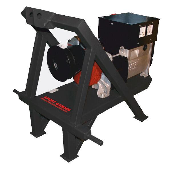 Generador eléctrico PTO Sport Garden 16 - 38 KVA