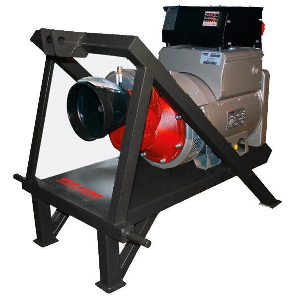 Generador eléctrico PTO Sport Garden 30 - 60 KVA