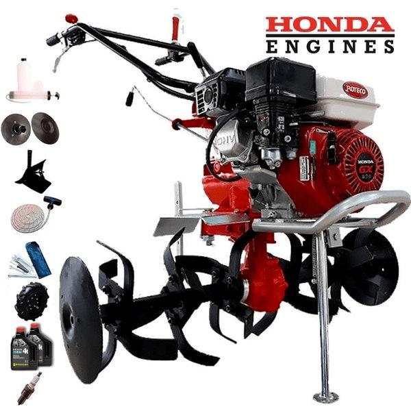 Motoazada Roteco PROFI Motor Honda GX 160 5,5 HP
