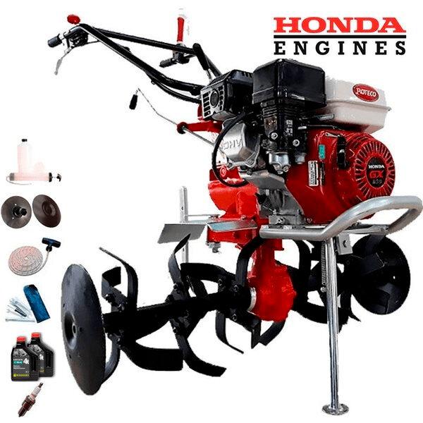 Motoazada Roteco PROFI Motor Honda GX 200 6,5 HP