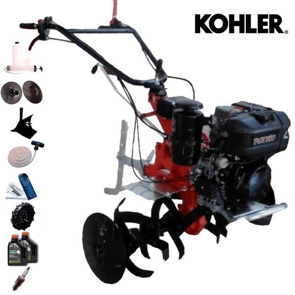 Motoazada Roteco SUPERPROFI Kohler CH395 9.5 HP
