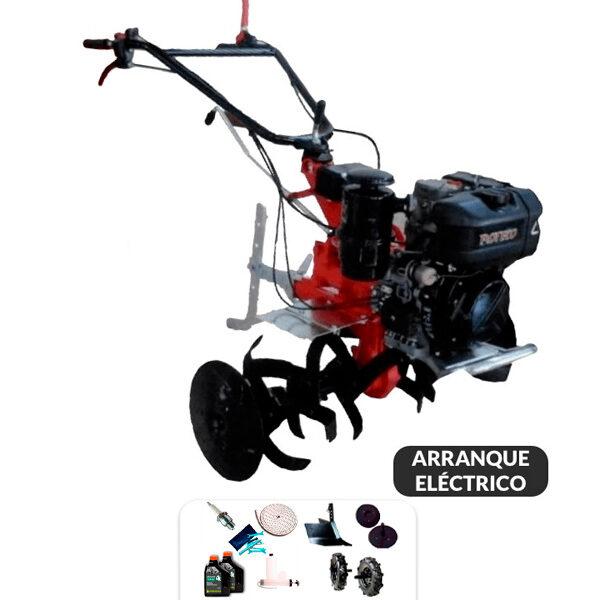 Motoazada Roteco SUPERPROFI Motor Roteco 306 cc Diesel Arranque Eléctrico