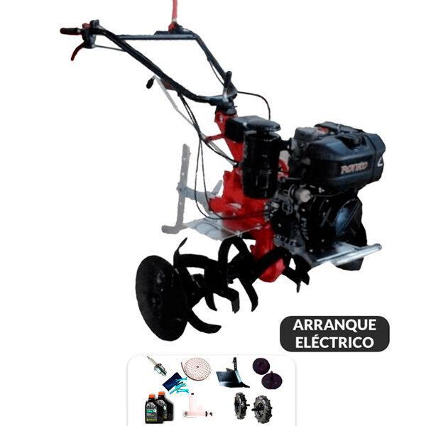 Motoazada Roteco SUPERPROFI Motor Roteco 420cc Diesel EURO V Arranque Eléctrico