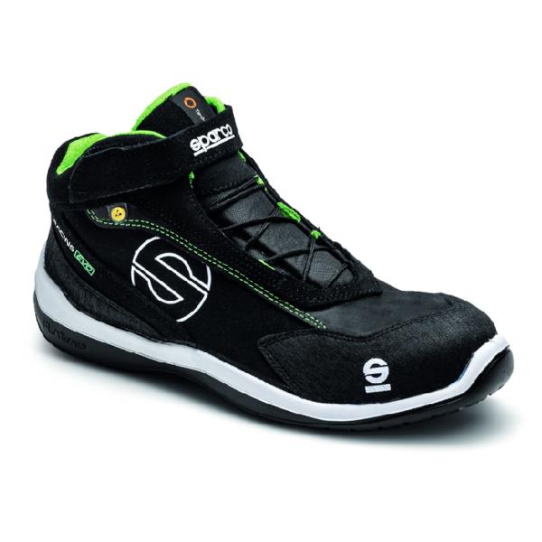 Calzado de seguridad Sparco Drive Line Racing Evo 07515 NRVF S3 SRC