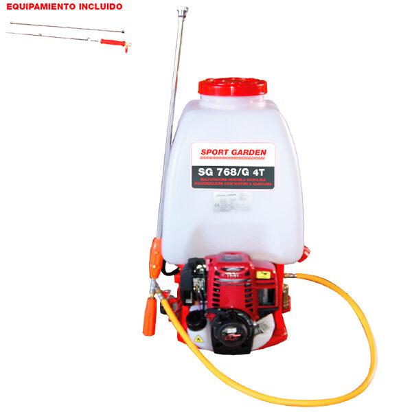 Sulfatadora de mochila con motor Sport Garden SP768/G 4T