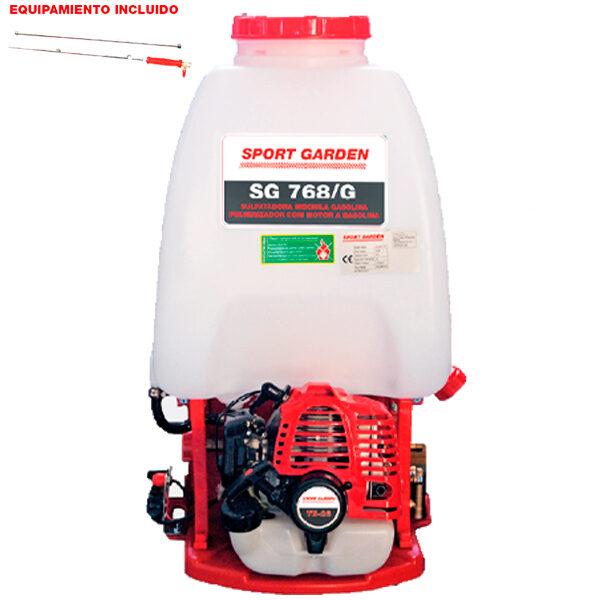 Sulfatadora de mochila con motor Sport Garden SP768/G