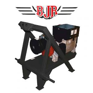 Generadores eléctricos PTO Tractor BJR