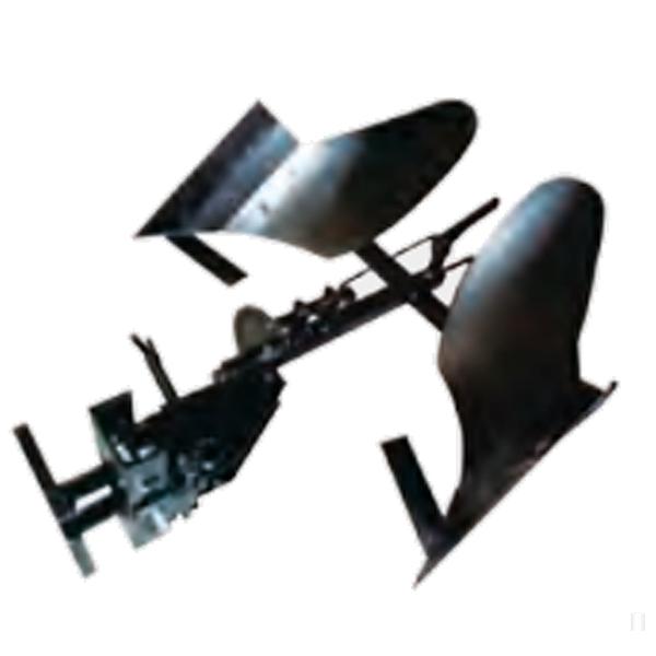 Doble vertedera para motoazada BZT 1000R3