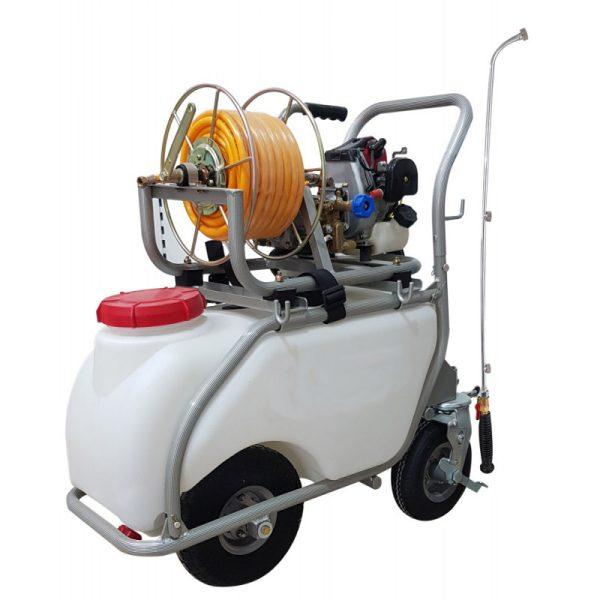 Carretilla sulfatadora 50 litros gasolina BJR 650R 26,2 cc
