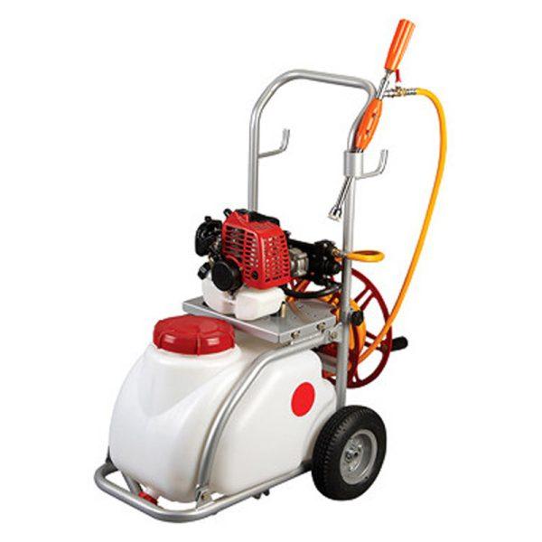 Carretilla sulfatadora 30 litros gasolina BJR 30ER 26 cc