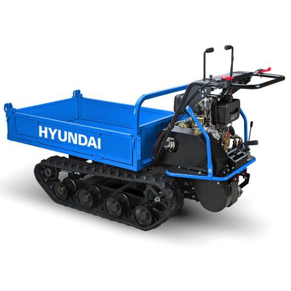 Hydraulic caterpillar forklift Hyundai HYMD500-H4B