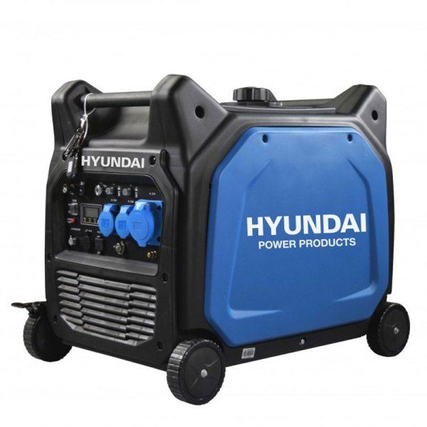 Generadores Inverter HY6500SEi Hyundai gasolina