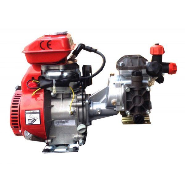 Grupo de pulverización gasolina con reductor BJR 600B4